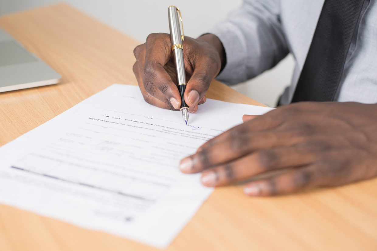 Making a will during social distancing COVID-19